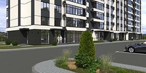 Розпочався продаж елітних квартир